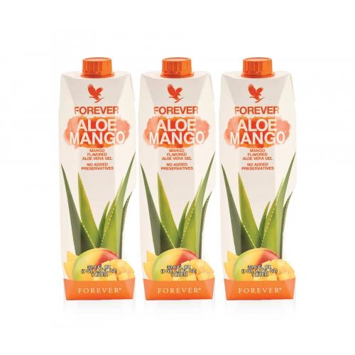 Forever Aloe Mango Trójpak