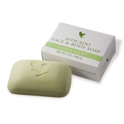 Forever Avocado Face & Body Soap