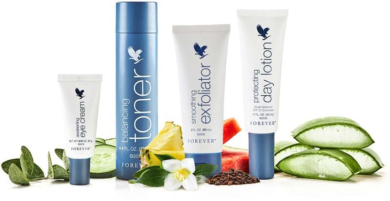 forever living targetted skin care
